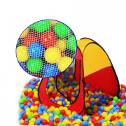 BT-0403 Палатка треугольная + 100 шаров Edu-Play