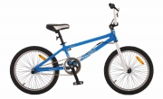 BX12-127 Велосипед  Аист BMX Blue