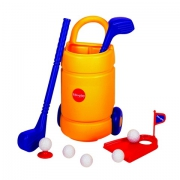 GO-6102  Набор  для  игры в гольф Edu-Play