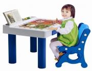 HN-904 Стол и стул Haenim Toys