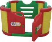 JM-801A Детский игровой манеж Happy Box