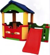 JM-802C Двойной игровой домик Happy Box
