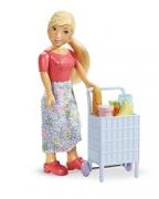 """LC66202 Игровой набор """"Мама в магазине"""" Caring Corners"""