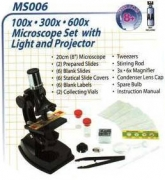 MS006 Микроскоп EDU-TOYS