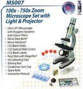 MS007 Микроскоп EDU-TOYS