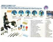 MS112 Микроскоп EDU-TOYS