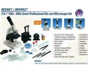 MS901 Микроскоп EDU-TOYS