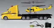 P703A Набор радиоуправляемый тягач и вертолет Pheoni
