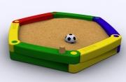 PS06 Песочница детская 6 элементов 2Kids