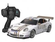 RC10027 Автомодель р/у 1:10 трековая, Porsche 911 GT3 Cup'08 , электро, RTR, 4WD