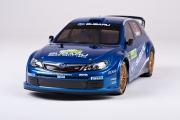 RC10105 Автомодель р/у 1:10 трековая Subaru Impreza WRC'08, RTR