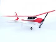 RC12390 Авиамодель р/у Midget, электро, RTF, красная