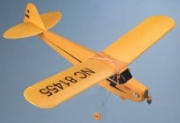 "RC5362 Авиамодель свободнолетающая ""Pilotage Pioneer"" J-3 электро, RTF"