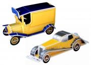 SP01-0011 «Ретроавтомобиль и автомобиль-купе» Scholas