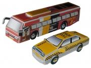 SP01-0014 «Автобус и такси» Scholas