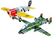 SP01-0015 «Самолеты Фантом F-4 и Ньюпор 17 Scholas