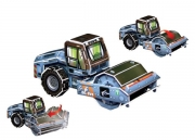 SP04-0061 «Трактор-каток» Scholas