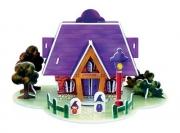 SP05-0083 «Фиолетовый дом» Scholas