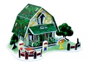 SP05-0085 «Зеленый дом» Scholas