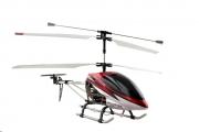 9097 Радиоуправляемая модель вертолета Double Horse Carbon с гироскопом