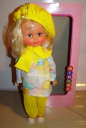 Кукла Марина в берете